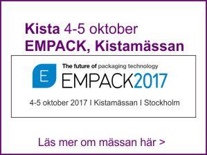 Mässor Empack Stockholm 2017
