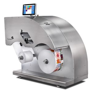 Trojan 2 digital labelpress Trojan Label Techprint